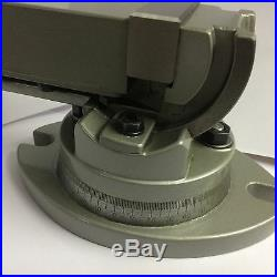 Precision Milling Vise Swivel Base & Angle Tilting 2 way-Jaw 3 Inches (75 mm)