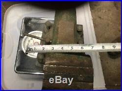 RARE Original Wilton Bullet Vise Adjustable Jaw 4-1/2 Swivel Base 9450