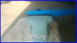 REFURBISHED LS STARRETT SWIVEL base ATHOL BENCH VISE 924 USA wilton chas parker