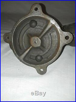 Rare! Wilton Bullet #3 Vise (pat pend) made in USA with Base Swivel