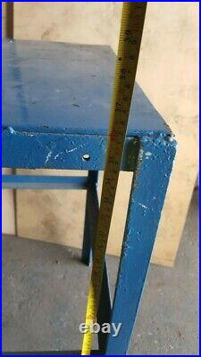 Reed MFG. CO. Erie PA. U. S. A. PAT PEND. Model 2C Bench Vise Swivel Base Pipe Jaw