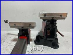 Restored CRAFTSMAN 4 Reversible Jaws Swivel Base Bench Vise 51854 Anvil