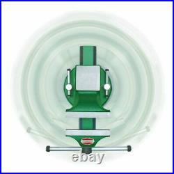 Ridgid 27848 5 Standard Duty Combination Vise With Swivel Base