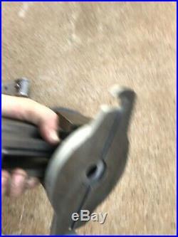 SOUTHBEND Lathe Works Milling Shaper Drill Press Swivel Base 4 Machine Vise
