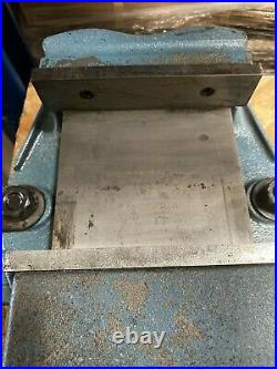 STARRETT 7 1027C PRECISION MILLING MACHINE With SWIVEL BASE/ USA MADE OLD SCHOOL