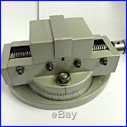 Self Centering Milling Machine Vice with Swivel Base 2 (50 MM) Quick Delivery