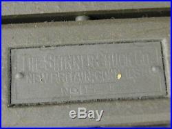 Skinner Chuck Company 15.50 Precision Machine Vise No. 15-R with Swivel Base