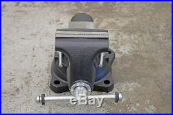 Snap On Tools WV1755 Mechanic's Vise with Swivel Base Wilton 1755 5.5 Tradesman