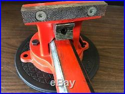 Snap On Tools WVE105RT 5 Blue Point Bench Vise with Swivel Base