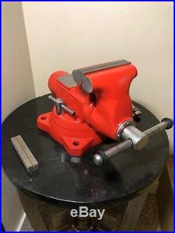 Snap On Vise 1750 Bench Vise Swivel Base Wilton Bullet 1750 5 Jaw Classic Vise