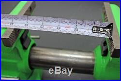 Snap-on Wilton 5 Bench Vise with Swivel Base & Pipe Jaws 5-3/4 Opening 1750