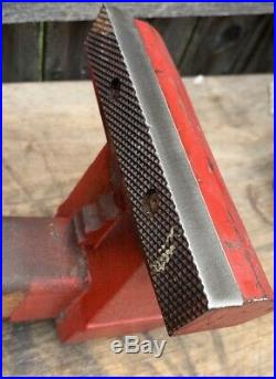 USA Made WILTON 646 Bench Vise Swivel Base 6 Jaws 65lb Schiller Park IL Bullet