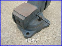 Used Wilton 745 Swivel Base Vise Made In USA