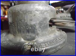 VINTAGE Wilton 2 Baby Bullet 820 Machinist vise- Swivel Powrarm Jr ball base