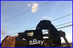 VTG COLUMBIAN Steel ANVIL VISE CLEVELAND OH Jaw Swivel Base Blacksmith Tool 43-3
