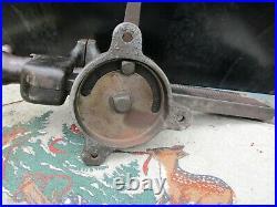 Vintage Coach Maker's Pattern Vise Knife Maker Vise 4-1/2 with Swivel Base