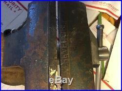 Vintage Craftsman 5-1/2 Bench Vise USA MADE! No. 51871 Swivel Base