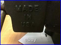 Vintage Craftsman USA No 51856 6-1/2 Swivel Base Bench Vise 39lbs