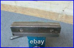 Vintage LITTLESTOWN 450 Bench Vise 4-1/2 Jaws Swivel Base USA Large Heavy Vise