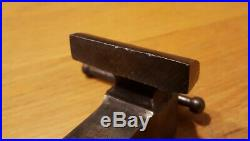 Vintage PRENTISS JEWELERS VISE 2 Jaws, Swivel Base All Original