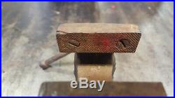 Vintage Prentiss Bull Dog Vise 2 Swivel Base, Gunsmith / Jewelers