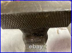 Vintage Rare Yost Mfg Vise No 43 1/2 Swivel Base Removeable Top. Wilton Holland
