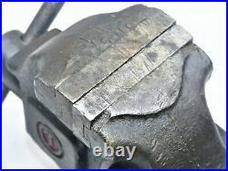 Vintage Sawyer Tool Co No 23 Swivel Base Bench Vise INV15052