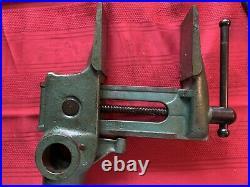 Vintage Versa Vise Tall Jaw Swivel Rotating Base Gunsmith WW Collectible USA