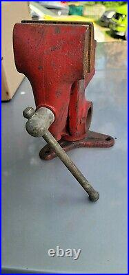 Vintage Will-Burt Versa-Vise Duckbill Jaws Swivel Rotating Base Gunsmith Tool