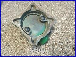Vintage Wilton 1740 Mechanics Vise Bench Vise 4 Jaws Swivel Base USA Made Nice