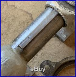 Vintage Wilton 2'' Baby Bullet Vise Early Type 1 (1941-1944) Pat Pdg Swivel Base