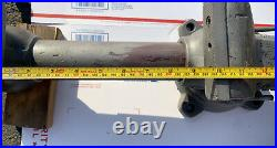 Vintage Wilton 500 5 Jaw Swivel Base Bullet Vise Opens 9 Date Code 12/66