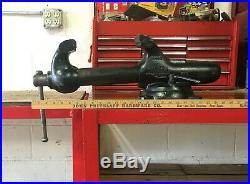 Vintage Wilton 8450 Bullet Vise with Swivel Base 4 1/2 Jaws