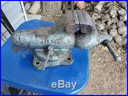 Vintage Wilton 9300 Vise USA Bullet Vise with Swivel Base