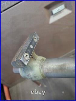 Vintage Wilton Baby Bullet 925 Machinist Vise On Powrarm Jr Swivel Base