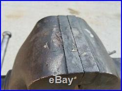 Vintage Wilton Bullet Vise 4-1/2 Jaw 1965 Swivel Base