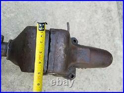 Vintage Wilton Bullet Vise 5 Jaw Locking Swivel Base