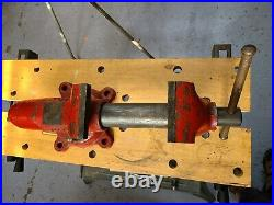 Vintage Wilton Bullet Vise 940 WE With Swivel Base 4Jaws 1947