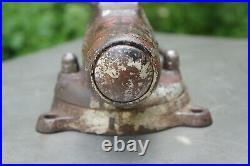 Vintage Wilton Bullet Vise No. 3 Swivel Base 3 jaws very good working order
