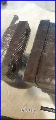 Vintage Wilton Bullet swivel base vise 3'' jaws 8300N, production year 1955