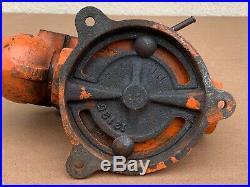 Vintage Wilton Cadet Machinists Blacksmith Bench Vise Swivel Base 4 Jaws Tool