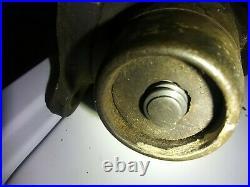 Vintage Wilton Machinest Bullet Vise 3 Side to Side Width Swivel Base Used