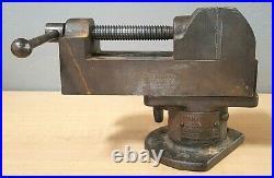 Vintage Yankee No. 993 Drill Press Vise With No. 1993 Swivel Base