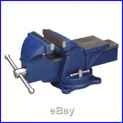 WILTON 11105 5 Standard Duty Combination Bench Vise with Swivel Base