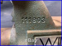 WILTON 1745 TRADESMAN VISE Swivel Base