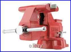 WILTON 648HD 8 Standard Duty Combination Vise with Swivel Base