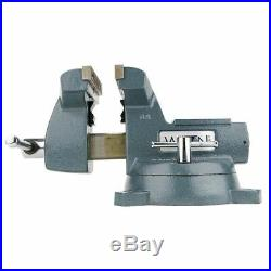 WILTON 744 4 Standard Duty Mechanics Combination Vise with Swivel Base