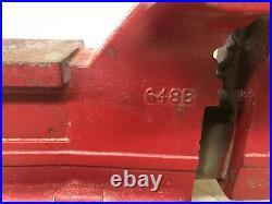 WILTON BENCH / UTILITY VISE 648B With SWIVEL BASE 8-1/2 JAW OPENING