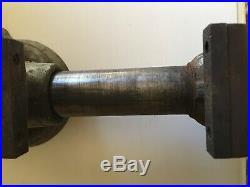WILTON Bullet 930 Vintage Machinist Vise 3 Jaws Swivel Base Dated 2-50