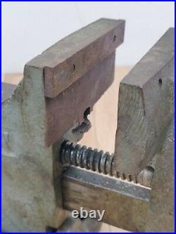 WILTON TILTING VISE 4 JAWS 180° TILT BASE swivel Bench Gunsmith 121122